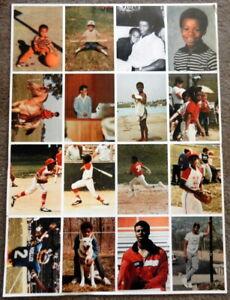 1989 CARD COLLECTORS' CO UNCUT SHEET GLOSSY KEN GRIFFEY JR    RARE   RARE RARE