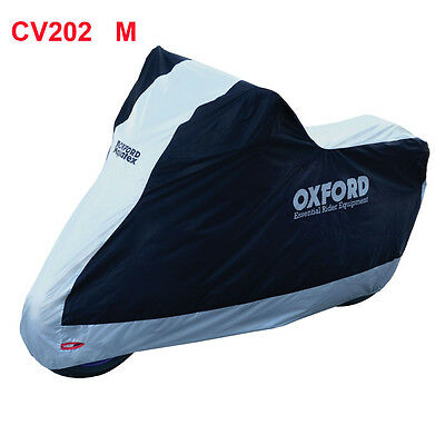 Motorbike Cover Aquatex Motorcycle M Outdoor CV202 Oxford Cover Protecting XY0wUqn