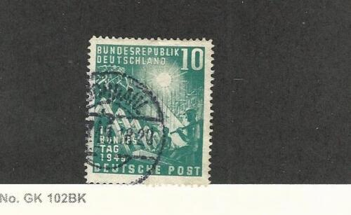 Germany, Postage Stamp, #665 Used, 1949