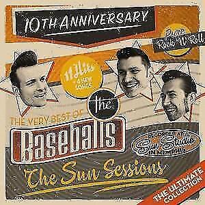 The Baseballs - The Sun Sessions, Digipack, Neu OVP, CD, 2017 !!