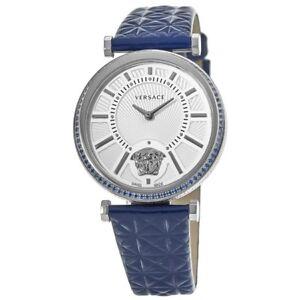 fd65b3be955 New Versace V-Helix Steel with Diamond Women s Watch VQG060015