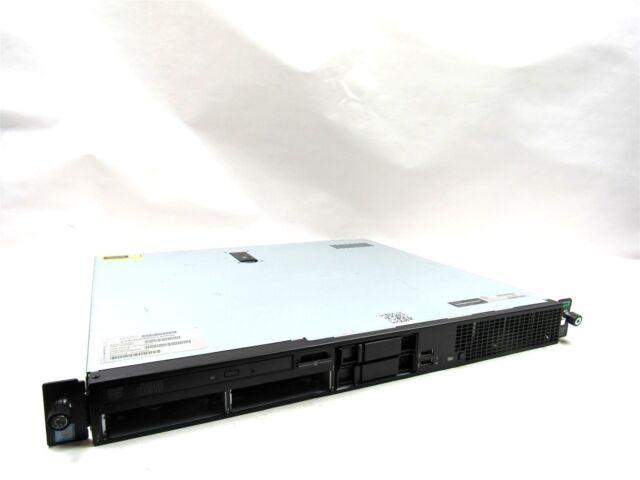 HP ProLiant DL360 G7 SERVER 2x QUAD CORE E5620 2.40GHz 64GB RAM 2x 300GB 10K SAS