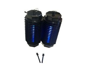 2-PACK-ELECTRIC-MOSQUITO-FLY-BUG-INSECT-ZAPPER-KILLER-TRAP-LAMP-110V-STINGER-PES