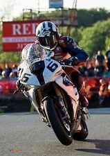 Michael Dunlop 2014 TT A4 Photo