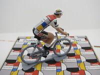 Greg Lemond La Vie Claire 1986 Rouleur Cycling Figure Boxed Tour De France Rapha
