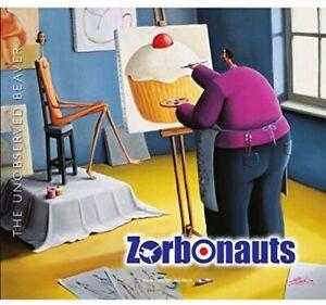 Zorbonauts - The Unobserved Beaver (NEW CD)