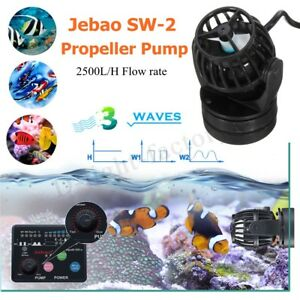 Pumps (water) Jebao Sw Wave Maker Flow Pump Controller Kit Marine Fish Tank Aquarium Wavemaker Cheapest Price From Our Site Pet Supplies
