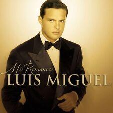 Luis Miguel Mis romances (2001) [CD]