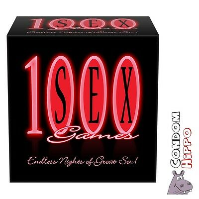 1000 Sex Games Board Game FAST DISCREET POST Adult Couples