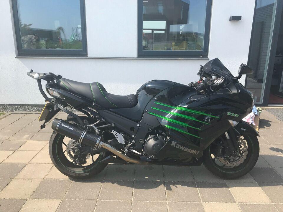 Kawasaki, ZZR1400 , 1449 ccm