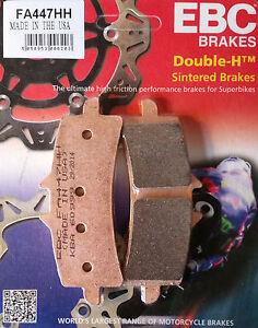 EBC-FA447HH-Sintered-Brake-Pads-Front-Ducati-848-1098-1198-1199-Panigale-amp-V4