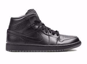 Basket Nike Air Jordan 1 Mid - Ref. 554724-021 ZeLrGQ