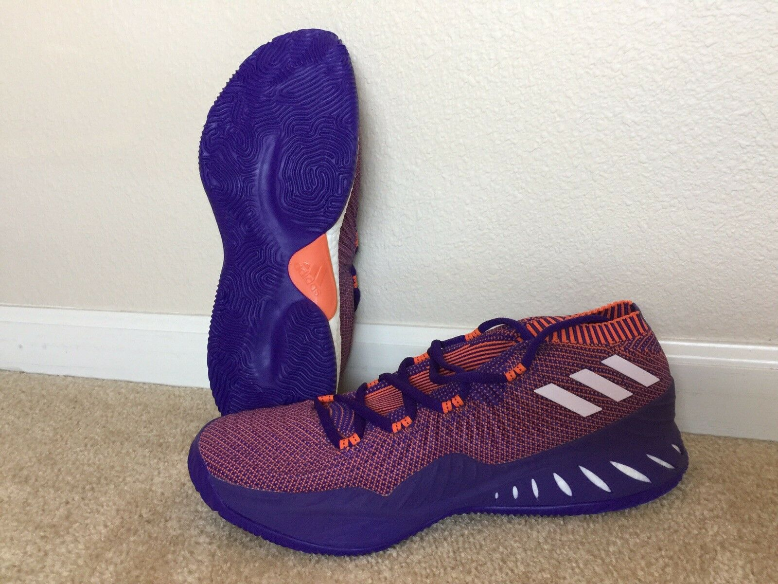 Adidas Crazy Explosive Low Dragan Bender PE size 15 Boost Phoenix Suns 2017