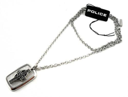 POLICE Herren Collier Kette Edelstahl RAGNAROK PJ24434PSS-01   />/>NEU