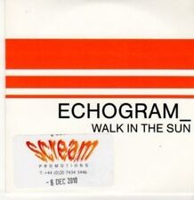 (BC559) Echogram, Walk In The Sun - 2010 DJ CD