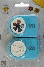 Nellie Snellen/Nellie's FLORAL PUNCH set - FLOWER-2 SMALL FLP021