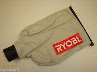 [hom] [300027046] Ryobi Jm82k Biscuit Joiner Dust Bag Assembly