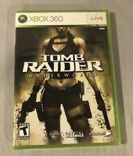 Tomb Raider Underworld Xbox 360 For Sale Online Ebay