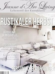 Jeanne Darc Living Wohnmagazin 718 Shabby Brocante Vintage Shabby