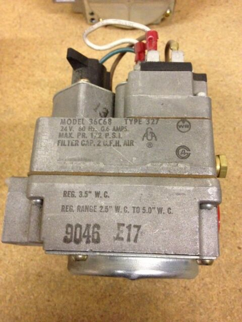 36c68 Type 327 9046e17 White Rodgers 24v For Sale Online