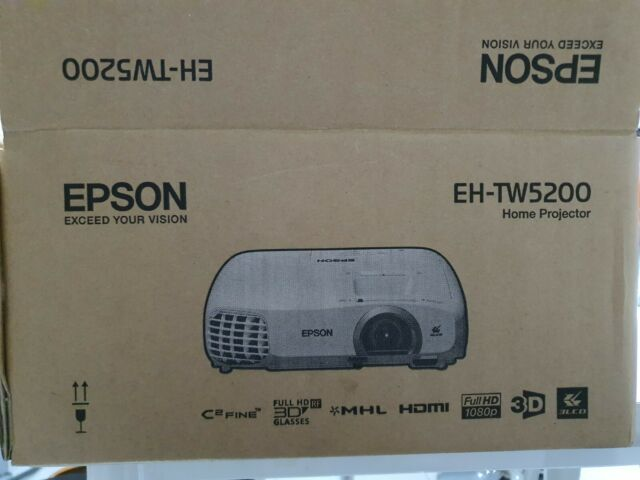 Ex-Demo Epson EH-TW5200 LCD Projector