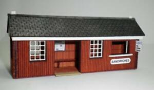 Ancorton-95816-OO-Gauge-Waiting-Room-amp-Cafe-Kit