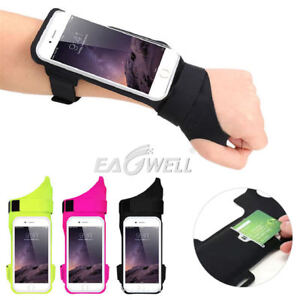 Cellphones & Telecommunications Qualified 5.5 Inch Waterproof Sport Armband For Iphone 8 7 6 6s Plus Clear Screen View Touch Sensible Running Sport Armband Holder Pouch > Making Things Convenient For The People