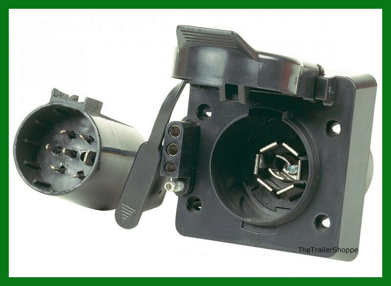Tow Ready 20130 4-Flat To 7-Way OEM Connector