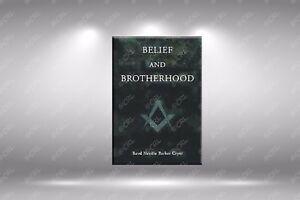 Masonic Book - Belief and Brotherhood