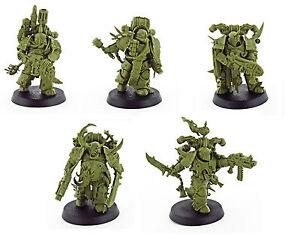 Plague Marines | Death Guard | Chaos | Know No Fear | Warhammer 40k
