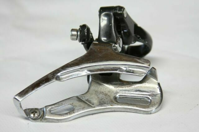 Details about  /Shimano FD-M566 Deore LX Braze On Front Derailleur 7//8speed