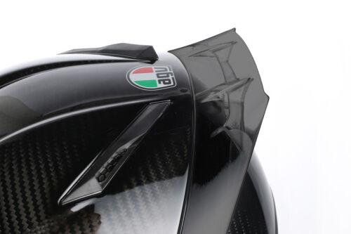 SPOILER LONG SMOKE/' SCREWS METAL TRACK GP GP-R RACE AGV KIT60202