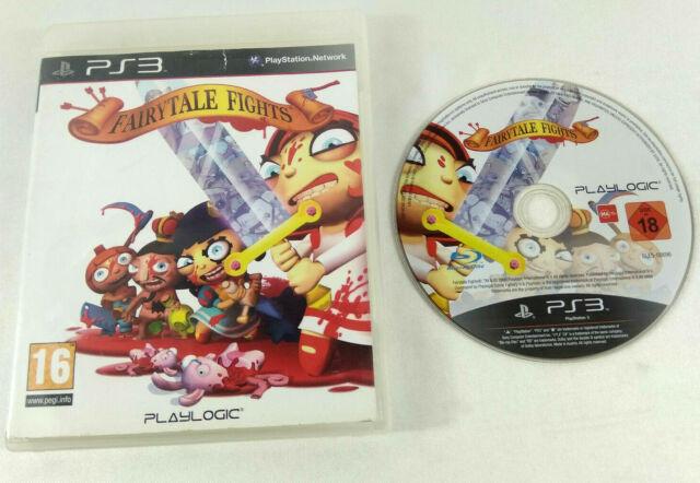 Jeu Playstation 3 PS3 VF  FairyTale Fights  Envoi rapide et suivi