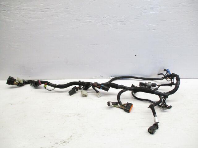 09 Polaris Iq 600 Switchback 136 U0026quot  Used Wiring Harness Wire Plug 2411040