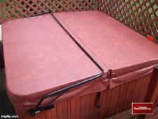 "Custom Built Standard 4"" Spa Hot Tub Cover up to 96"" with FREE Shipping"
