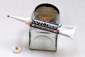 GLASS-PAINT-OUTLINER-METALLIC-GOLD-21ml