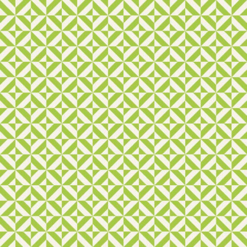 Fun /& Games Geometric Green by Lori Whitlock for Riley Blake 1//2 yard fabric