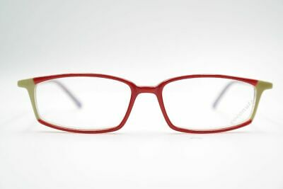 Fein Vintage Coconuts By Ama 5116 003 49[]14 140 Rot Oval Brille Eyeglasses Nos Preisnachlass