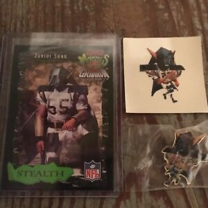 Junior-Seau-Vintage-Coca-Cola-Monsters-Of-The-Gridiron-Lot-Chargers