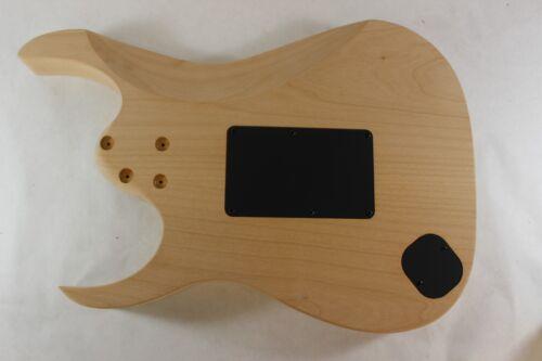 Fits Ibanez Unfinished Alder AANJ  RG550 Jem Guitar Body RG Necks tm