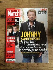 Paris-Match-du-19-Novembre-2009-Johnny-HALLIDAY-Jocelyn-QUIVRIN