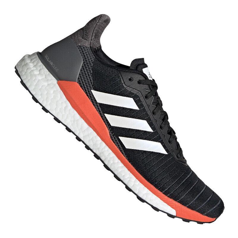 Adidas solaire Glide 19 Running noir blanc