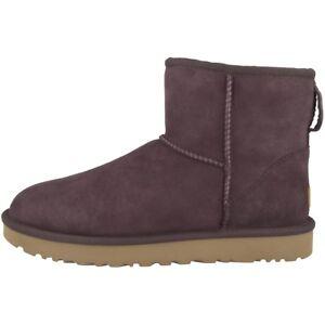 pour Australia Ii Ugg 1016222 Lined Femme port Classic femme Bottes Mini Boots qggTCY