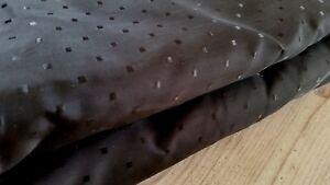 Das Bild Wird Geladen Taft Futter Stoff Restposten Schwarz Taschen 2 02