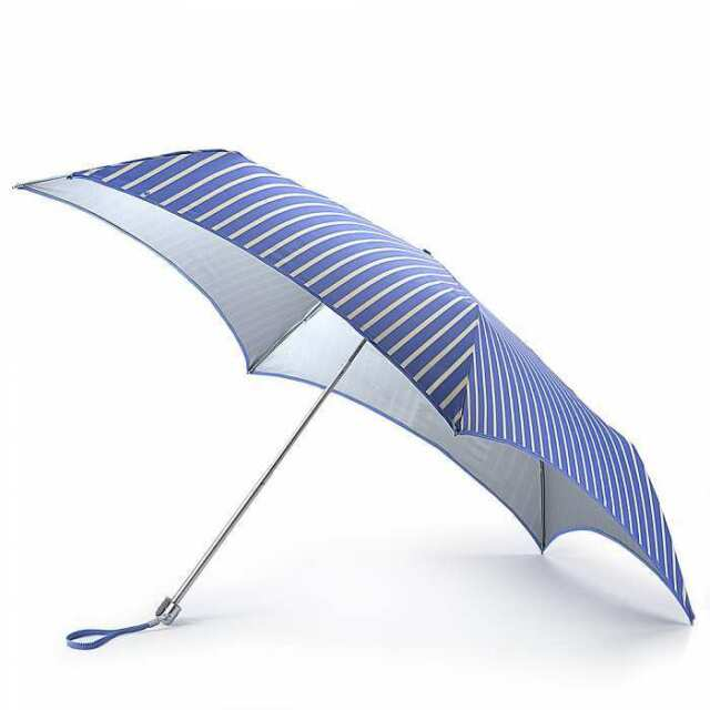 Fulton Parasoleil UV Protection Compact Folding Umbrella in Various Prints