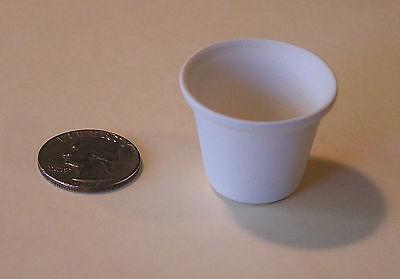 "One /""Number 1 Flower Pot/"" bisque scale miniature by Tim Van Schmidt"