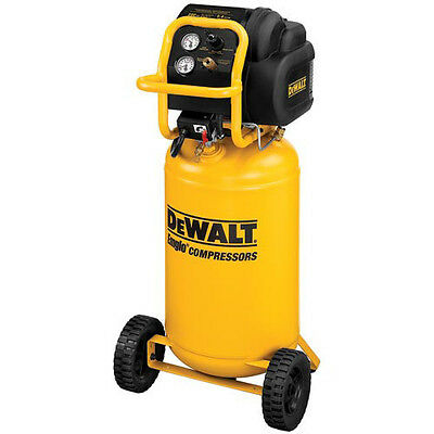 DEWALT 15 Gallon Wheeled Portable Workshop Air Compressor D55168 RECON