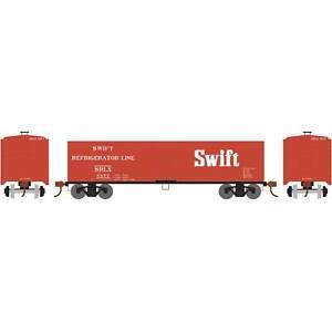 Athearn-HO-40-039-Wood-Reefer-SWIFT-5877