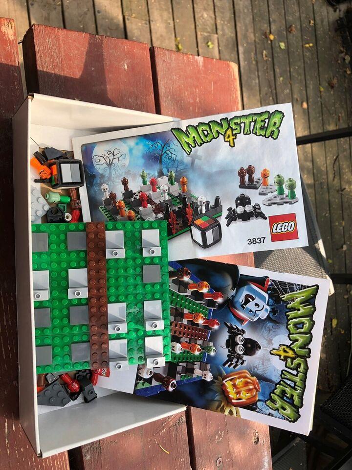 Lego andet, Spil