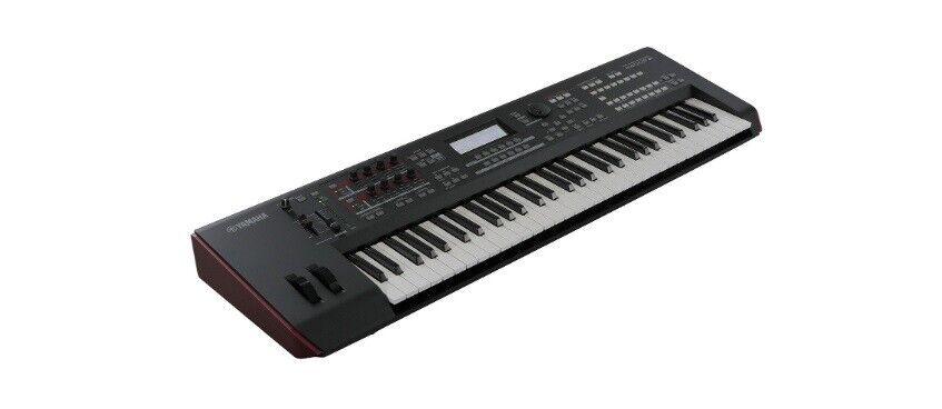 Yamaha MOXF6 - Synthesizer
